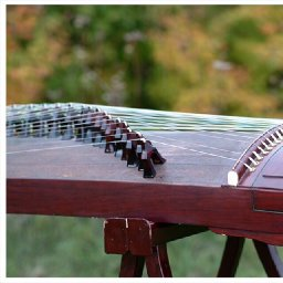 红颜怨君 Guzheng composition